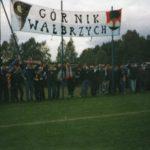Amica II Wronki - GÓRNIK. 17.10.1999r. - Nas 42 + 1 Arka.