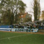 BKS Bolesławiec - GÓRNIK. 24.10.1998r. - Nas 150 osób. V