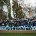 BKS Bolesławiec - GÓRNIK. 24.10.1998r. - Nas 150 osób.