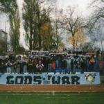 BKS Bolesławiec - GÓRNIK. 24.10.1998r. - Nas 150 osób. II