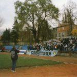 BKS Bolesławiec - GÓRNIK. 24.10.1998r. - Nas 150 osób. III