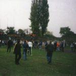 GÓRNIK - Chrobry Głogów. 25.09.1999r. II