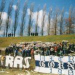 GÓRNIK - Polonia Bystrzyca. 31.10.1998r.