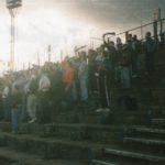 Pogoń Szczecin - GÓRNIK. 07.09.1996r. - Nas 60 osób.