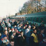 Śląsk Wrocław - GÓRNIK. 26.10.1997r.