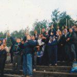 Szombierki Bytom - GÓRNIK. 25.05.1997r.
