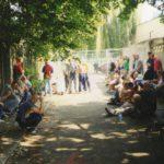 Śląsk II Wrocław - GÓRNIK. 19.08.2001r. - Nas 47 + 1 Slavia + 1 GKS Tychy