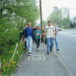 Grunwald Ruda Śląska - GÓRNIK. 05.05.2001r. - Nas 18 + 50 GKS Tychy + 4 Gwardia