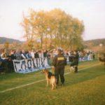 Włókniarz Kudowa Zdrój - GÓRNIK. 28.09.2003r.