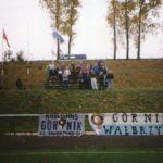 Orzeł Ząbkowice Śląskie - GÓRNIK. 20.10.2001r. - Nas 23 + 3 Slavia. II