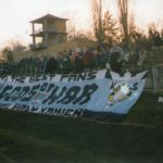 Sparta Świdnica - GÓRNIK. 17.11.2001r. - Nas 30 osób. III