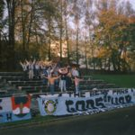 Olimpia Kamienna Góra - GÓRNIK. 06.10.2001r. - Nas 30 osób. V