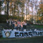 Olimpia Kamienna Góra - GÓRNIK. 06.10.2001r. - Nas 30 osób. VI