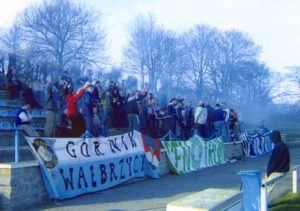 AKS Strzegom - GÓRNIK. 21.03.2004r.