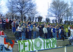 AKS Strzegom - GÓRNIK. 21.03.2004r. VIII