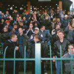 Bogmar Bielsko Biała - GÓRNIK. 19.11.2000r. - Nas 37 + 67 GKS Tychy + 4 Slavia.