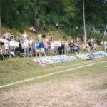 Jedlinianka Jedlna Zdrój - GÓRNIK. 25.08.2002r. - Nas 100. II