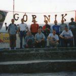 PP. Orzeł II Mieroszów - GÓRNIK. 04.09.2002r. Nas 18.