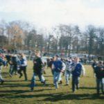 PP. Zjednoczeni Żarów - GÓRNIK. 05.03.2000r. - Nas 150 + 50 Polonia. II