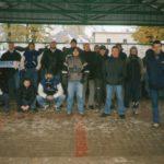 Zieloni Mokrzeszów - GÓRNIK. 13.10.2002r. - Nas 40.