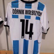 Nowe Koszulki meczowe Wałbrzyskiego Górnika !