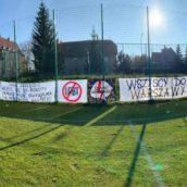 GÓRNIK DEMOLUJE WALIM 15-0!